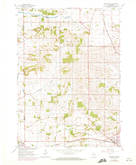 Download a high-resolution, GPS-compatible USGS topo map for Orfordville, WI (1972 edition)