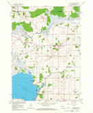 Download a high-resolution, GPS-compatible USGS topo map for Oshkosh NW, WI (1966 edition)