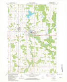 Download a high-resolution, GPS-compatible USGS topo map for Owen, WI (1982 edition)