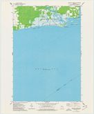Download a high-resolution, GPS-compatible USGS topo map for Peshtigo Harbor, WI (1978 edition)