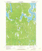 Download a high-resolution, GPS-compatible USGS topo map for Pier Lake, WI (1973 edition)