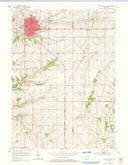 Download a high-resolution, GPS-compatible USGS topo map for Platteville, WI (1974 edition)