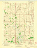 Download a high-resolution, GPS-compatible USGS topo map for Pleasant Prairie, WI (1960 edition)