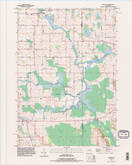 Download a high-resolution, GPS-compatible USGS topo map for Potter, WI (1996 edition)