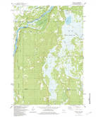 Download a high-resolution, GPS-compatible USGS topo map for Randall, WI (1984 edition)