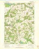 Download a high-resolution, GPS-compatible USGS topo map for Richford, WI (1971 edition)