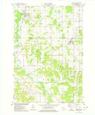 Download a high-resolution, GPS-compatible USGS topo map for Ridgeland, WI (1978 edition)