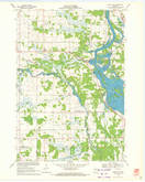 Download a high-resolution, GPS-compatible USGS topo map for Rocky Run, WI (1972 edition)