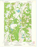 Download a high-resolution, GPS-compatible USGS topo map for Rosholt NW, WI (1972 edition)