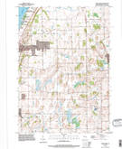 Download a high-resolution, GPS-compatible USGS topo map for Saint Peter, WI (1996 edition)