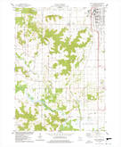 Download a high-resolution, GPS-compatible USGS topo map for Sauk Prairie, WI (1978 edition)