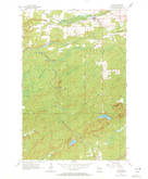 Download a high-resolution, GPS-compatible USGS topo map for Saxon, WI (1972 edition)