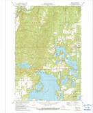 Download a high-resolution, GPS-compatible USGS topo map for Seeley, WI (1990 edition)