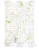 Download a high-resolution, GPS-compatible USGS topo map for Seymour, WI (1977 edition)