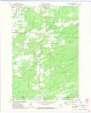 Download a high-resolution, GPS-compatible USGS topo map for Sheldon NE, WI (1974 edition)