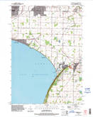Download a high-resolution, GPS-compatible USGS topo map for Sherwood, WI (1996 edition)