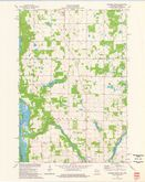 Download a high-resolution, GPS-compatible USGS topo map for Somerset North, WI (1977 edition)