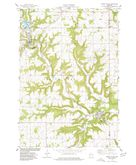 Download a high-resolution, GPS-compatible USGS topo map for Spring Valley, WI (1977 edition)