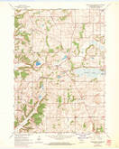 Download a high-resolution, GPS-compatible USGS topo map for Springfield Corners, WI (1970 edition)