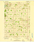 Download a high-resolution, GPS-compatible USGS topo map for St Wendel, WI (1956 edition)