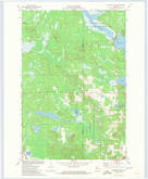 Download a high-resolution, GPS-compatible USGS topo map for Stanberry East, WI (1973 edition)