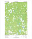 Download a high-resolution, GPS-compatible USGS topo map for Stanberry West, WI (1973 edition)