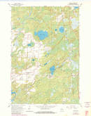 Download a high-resolution, GPS-compatible USGS topo map for Starks, WI (1982 edition)