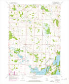 Download a high-resolution, GPS-compatible USGS topo map for Stonebank, WI (1972 edition)
