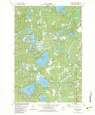 Download a high-resolution, GPS-compatible USGS topo map for Stormy Lake, WI (1982 edition)