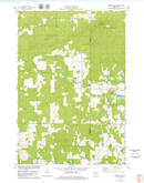 Download a high-resolution, GPS-compatible USGS topo map for Strickland, WI (1979 edition)