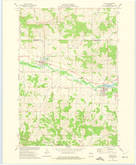 Download a high-resolution, GPS-compatible USGS topo map for Strum, WI (1975 edition)