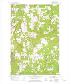 Download a high-resolution, GPS-compatible USGS topo map for Sunnyside, WI (1976 edition)