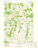 Download a high-resolution, GPS-compatible USGS topo map for Symco, WI (1973 edition)