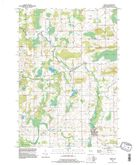 Download a high-resolution, GPS-compatible USGS topo map for Symco, WI (1996 edition)