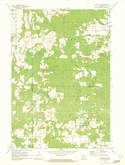 Download a high-resolution, GPS-compatible USGS topo map for Tigerton NW, WI (1973 edition)