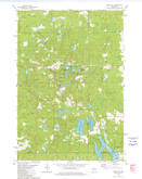 Download a high-resolution, GPS-compatible USGS topo map for Timms Hill, WI (1980 edition)
