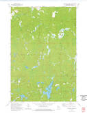 Download a high-resolution, GPS-compatible USGS topo map for Turntable Creek, WI (1976 edition)