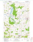 Download a high-resolution, GPS-compatible USGS topo map for Valders, WI (1979 edition)