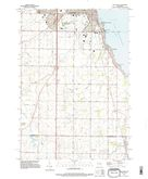Download a high-resolution, GPS-compatible USGS topo map for Van Dyne, WI (1996 edition)
