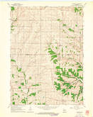 Download a high-resolution, GPS-compatible USGS topo map for Waldwick, WI (1964 edition)