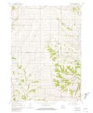 Download a high-resolution, GPS-compatible USGS topo map for Waldwick, WI (1981 edition)