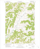 Download a high-resolution, GPS-compatible USGS topo map for Waumandee, WI (1975 edition)