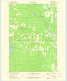 Download a high-resolution, GPS-compatible USGS topo map for Weirgor, WI (1975 edition)