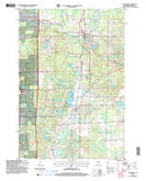 Download a high-resolution, GPS-compatible USGS topo map for Westboro, WI (2006 edition)