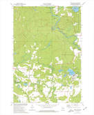 Download a high-resolution, GPS-compatible USGS topo map for White Lake, WI (1977 edition)