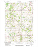 Download a high-resolution, GPS-compatible USGS topo map for Whitelaw, WI (1979 edition)
