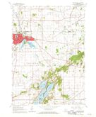 Download a high-resolution, GPS-compatible USGS topo map for Whitewater, WI (1970 edition)