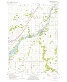 Download a high-resolution, GPS-compatible USGS topo map for Wrightstown, WI (1978 edition)