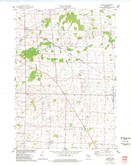 Download a high-resolution, GPS-compatible USGS topo map for Zachow, WI (1977 edition)