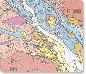 Nadm The North American Geologic Map Data Model